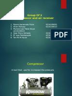 Compressor & Air Receiver
