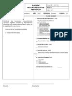 1 PLAN MEJORAMIENTO Produccion Documentos 10°