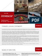 Imvescor Corporate Presentation