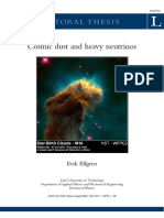 Cosmic dust and heavy neutrinos.pdf