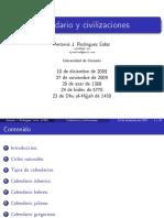 Calendario y Civilizaciones - Anonio j. Rodriguez