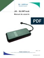 GS SLIMTrack Manual de Usuario