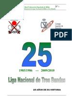 Historia de La Liga Nacional
