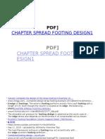 Combined Footing Design