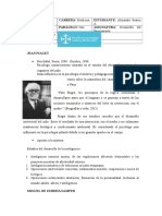 Biografias Piaget y Zubiria