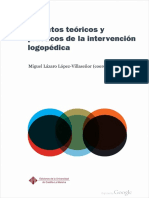 Documento Logopedia