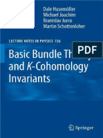 (Lecture Notes in Physics 726) D. Husemöller, M. Joachim, B. Jurčo, M. Schottenloher (auth.)-Basic Bundle Theory and K-Cohomology Invariants_ With contributions by Siegfried Echterhoff, Stefan Fredenh hoy.pdf