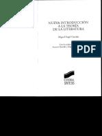 1er capítulo. Nueva Introducción a la Teoría de la Literatura..pdf