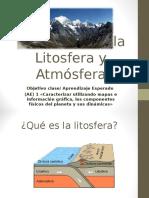 Dinc3a1mica de La Litosfera