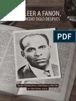 Leer a Fanon Medio Siglo Despues