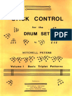Stick Control for the Drum Set - volume 1.pdf