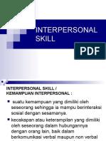 Bab 1-Interpersonal Skill