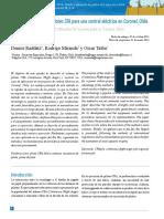 Diseño y aplicación de pilotes CFA para una central eléctrica en Coronel, Chile
