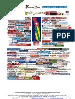 Revue de Presse 18-19 Juillet 2010