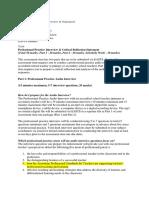 eed assessment item 1 outline
