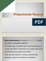 Pneumonia Round