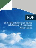 Uso de Fluidos Alternativos Em Sistemas de Refrigeracao e Ar Condicionado Artigos Tecnicos MMA 2011