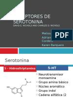 Receptores de Serotonina Ultima1