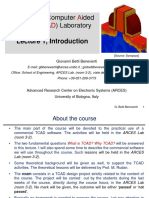 01 TCAD Laboratory Introduction GBB 20140303H1424