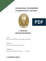 4 Informe Diseño Electrico