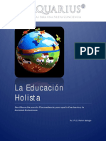 Ramon Gallegos Educación Holista