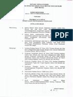 PTK 060 Persetujuan Penyelesaian Pekerjaan
