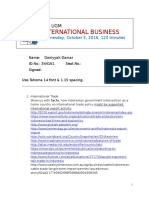 UTS FEB- Int Bus IUP 2016 Answer sheet.doc
