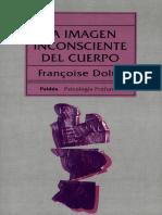 La imagen inconsciente del cuerpo [Françoise Dolto].pdf