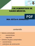 SISTEMAS DE SUMINISTROS DE GASES MÉDICOS CLASE
