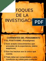 Enfoques de La Investigación II