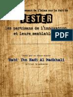 Tester Les Innovateurs