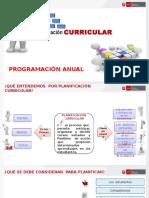 PPT Programacion Anual