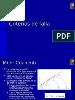 13-Criterios de Falla