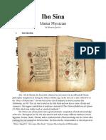 masterphysician ibn sina