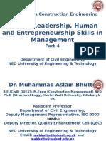 P4 of LHE Skills in Management