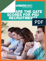 What are the GATE Scores for PSU Recruitment- (2).pdf