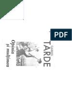 Tarde Gabriel -Opinia și Multimea.pdf