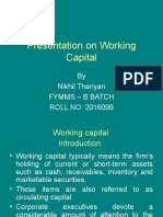 Workin Capital