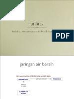 Utilitas_kuliah 2_air Bersih & Air Panas