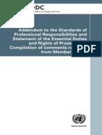adendum standar Prosecutor