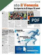 La Gazzetta dello Sport 16-04-2017 - Calcio Lega Pro - Pag.1