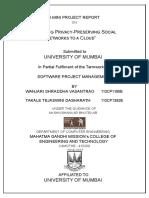 engineering report format