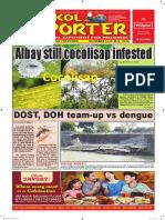 Bikol Reporter November 13 - 19, 2016 Issue