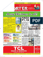 Bikol Reporter December 25 - 31 Issue
