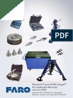 FaroArm Accessories Manual