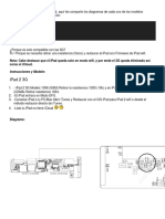 Remover Icloud iPad Ingenieria Celular