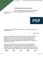 Einkaufstouristen Sollen Mehrwertsteuer Zahlen - Tagesanzeiger.ch