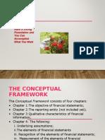 C1- Regulatory Conceptual Framework