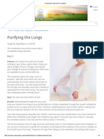 Purifying the Lungs _ Kundalini
