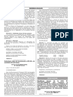 Postergan aplicación de la Prueba Única Nacional para los  Concursos Públicos de Ingreso a la Carrera Pública Magisterial y de Contratación Docente en instituciones educativas públicas de Educación Básica 2017, según RM. 231-2017-MINEDU  que modifica el Cronograma aprobado por la RM.072-2017-MINEDU
